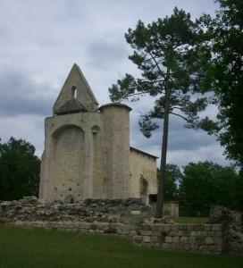 église d'allons